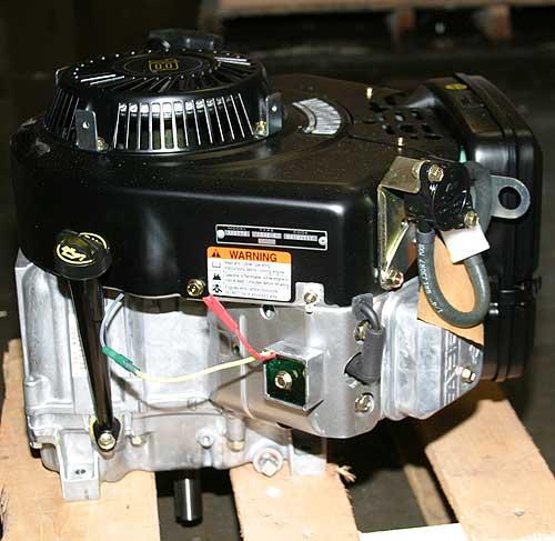 Briggs And Stratton Lawn Mower Engine Diagram