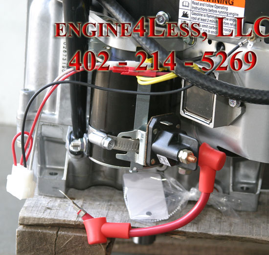 Briggs and Stratton 20 HP Vanguard 3587770121G1 Engine