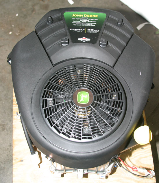 Tractors Air Filter Real Life : Briggs and stratton vertical crankshaft engine