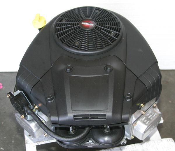 Briggs And  U0026 Stratton Intek 441777 8 U0026quot  Dia Rider Mower Engine