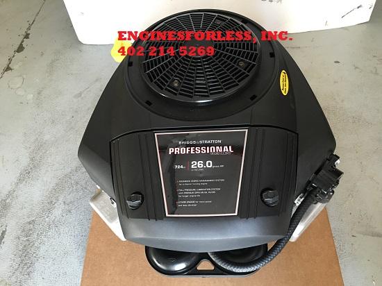 Briggs Stratton Com >> BRIGGS and & STRATTON 44P777-0994-G5 vertical crankshaft engine