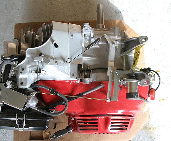 Honda gx390 vxg gx390 vxg gx390k1 vxg generator engine for Generator with honda motor