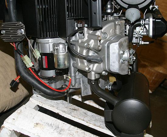 Kawasaki   Hp Carbarator