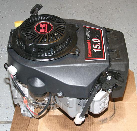 KAWASAKI FH430V-ES06 vertical crankshaft engine