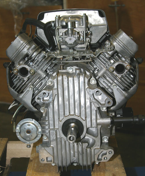 KAWASAKI FH661V-CS04 vertical crankshaft engine
