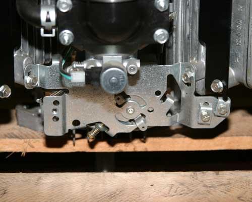 kawasaki fh680v-ds21 vertical crankshaft engine