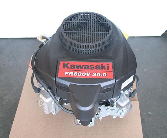 kawasaki frv   hp hp lawn mower engine motor wright stander scag toro ebay