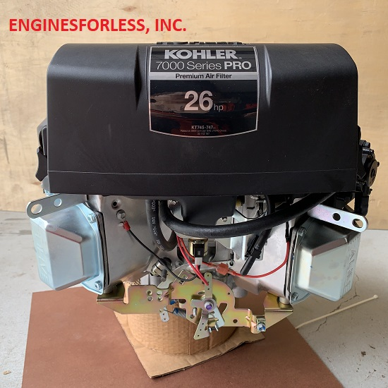 Details about 26HP KOHLER 7000 SERIES PRO PAKT7453078 for ZERO-TURN LAWN  MOWER REPOWER ENGINE