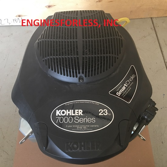 Details about 23HP KOHLER 7000 SERIES PSKT7303044 LAWN RIDER RIDING MOWER  ENGINE FOR 22HP-28HP