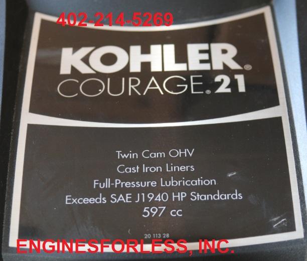 kohler lawn mower engine manual
