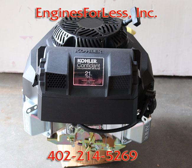 Details about 21HP KOHLER CONFIDANT PAZT7203016 ENGINE for EXMARK SCAG TORO  ZERO-TURN mower