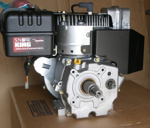 Tecumseh Lh358sa 159504ns 10hp Horizontal Crankshaft Engine