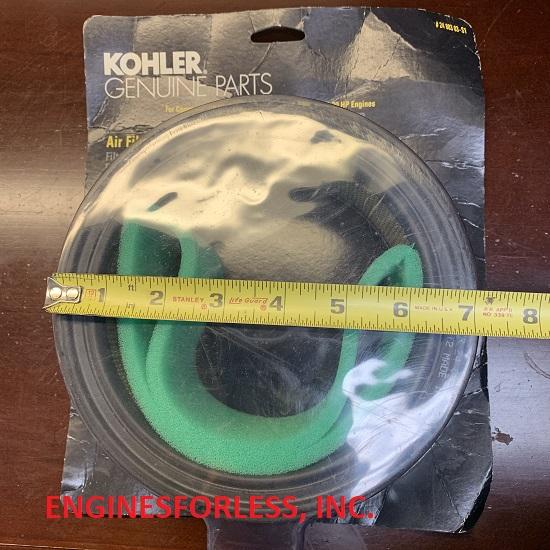 Genuine Kohler Engines Air