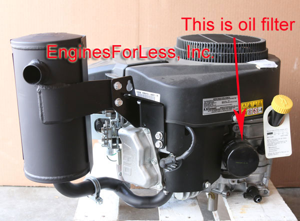 Kawasaki Engine With Ler Kit Pictures Below To Show How The Mounted On And Which Side Of