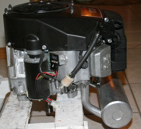 Kawasaki Muffler Fh451v Fh500v Fh531v Fh541 Fh580v Engine