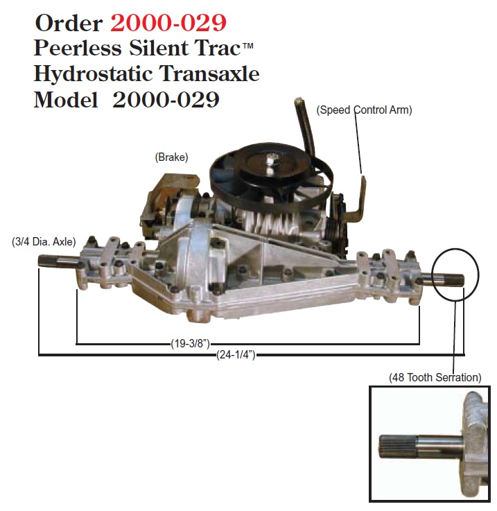 Murray Lawn Tractor Transmission Parts : Enginesforless inc